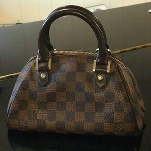 Handbags - Louis Vuitton Ribera Damier Ebene Mini Brown